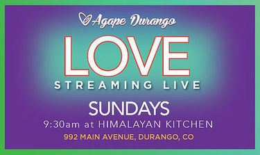 Agape Durango Love Streaming Live
